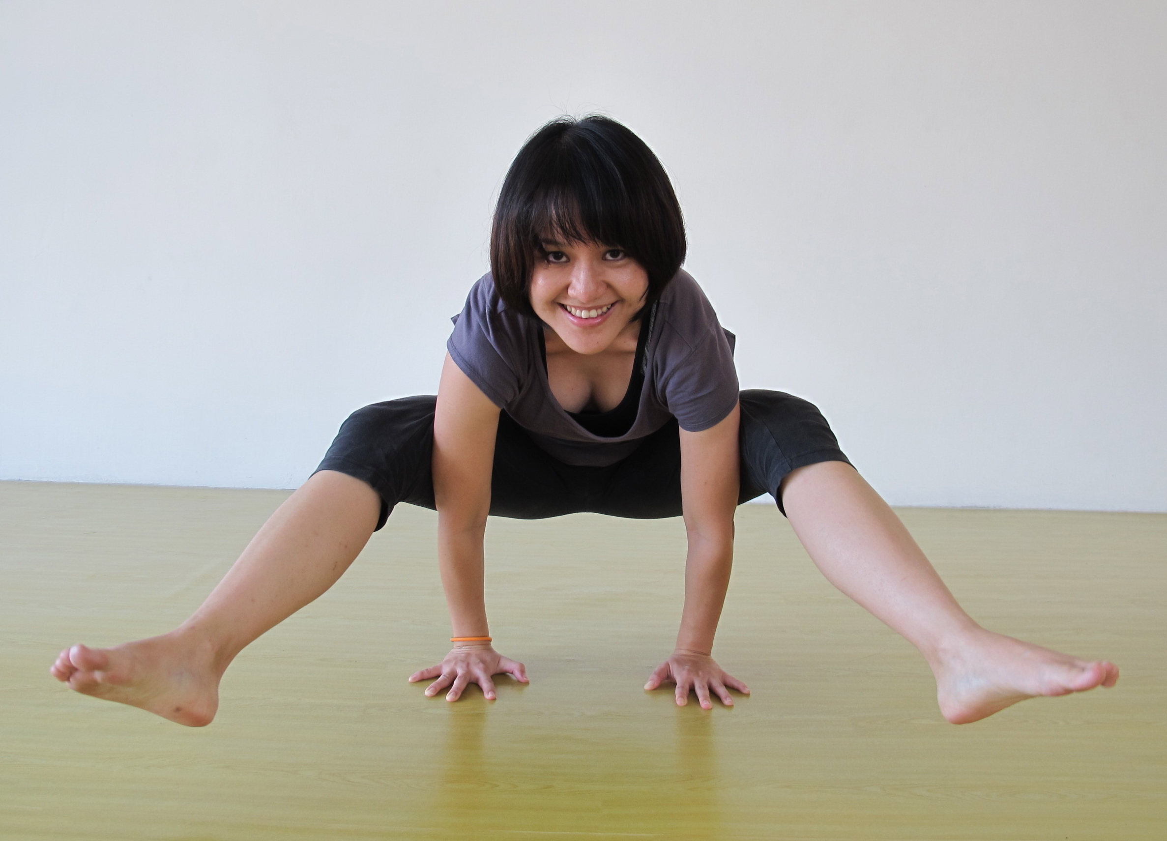 Qi Yoga Studio, Bukit Mertajam - Certified Yoga Teacher: Ong