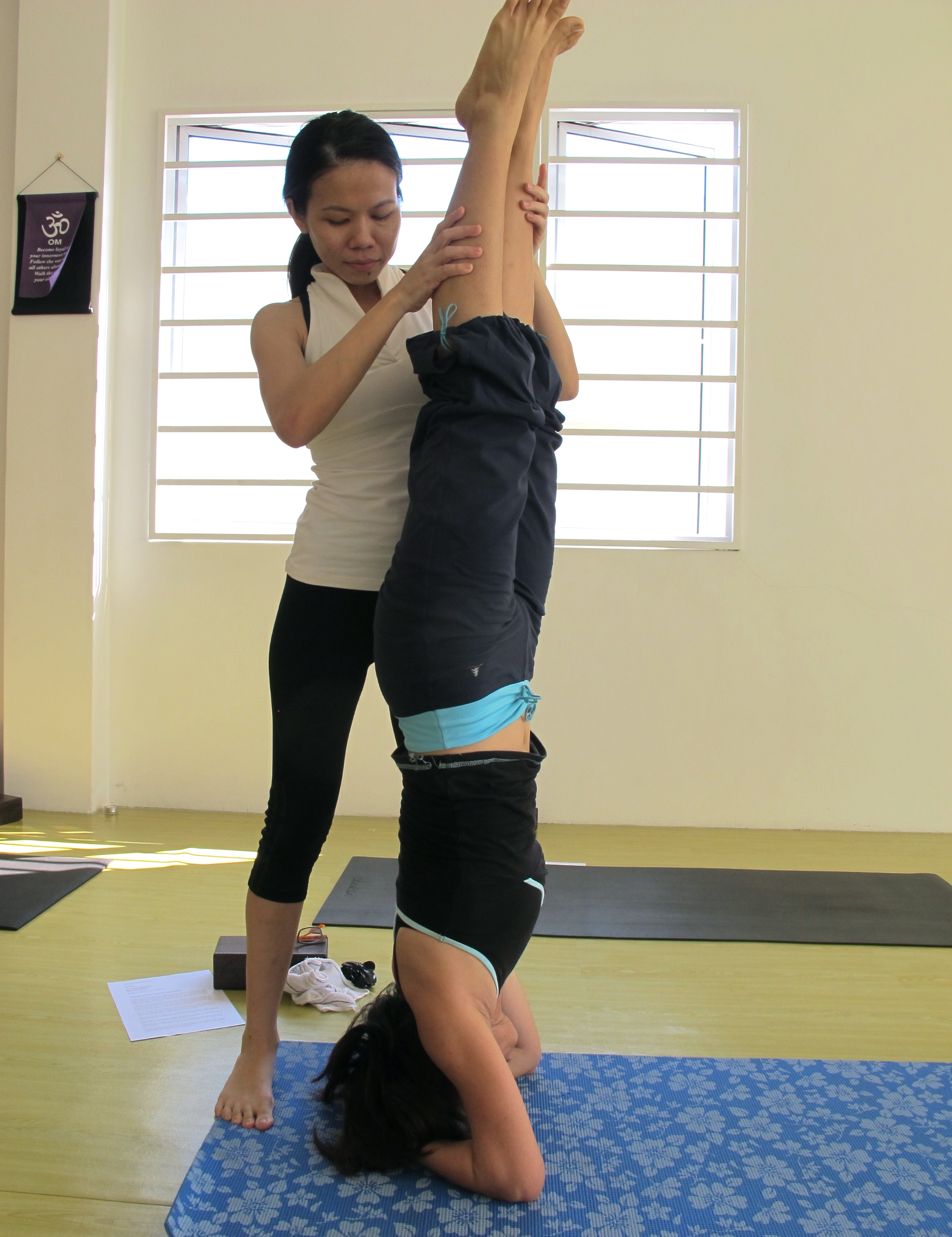 Qi Yoga Studio (Penang) - Yoga Alliance USA Teacher Training Course