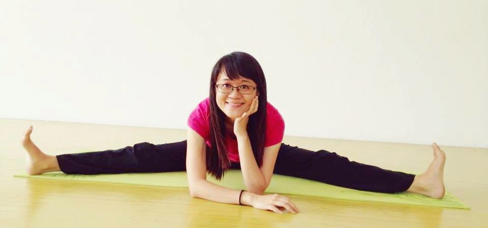 Qi Yoga Studio, Bukit Mertajam, Penang - New Yoga Teacher: YC